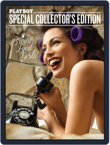 Playboy Special Collector's Edition (Digital) February 25th, 2016 Issue Cover