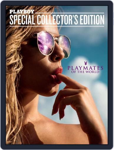 Playboy Special Collector's Edition (Digital) September 1st, 2015 Issue Cover