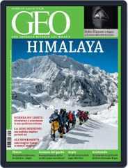 Geo Italia (Digital) Subscription October 22nd, 2014 Issue