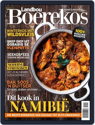 Landbou Boerekos (Digital) May 2nd, 2019 Issue Cover