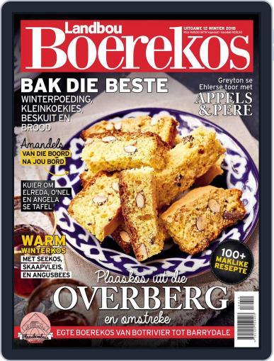Landbou Boerekos (Digital) December 1st, 2018 Issue Cover