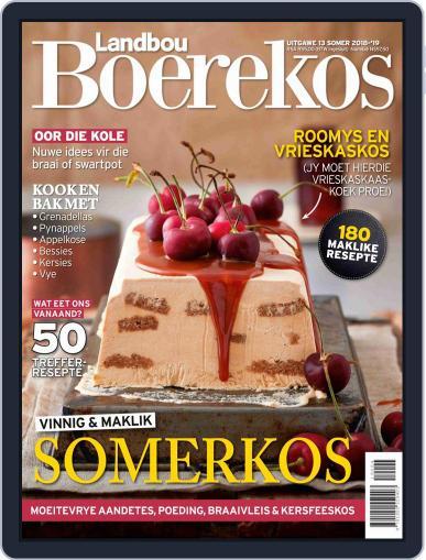 Landbou Boerekos (Digital) October 10th, 2018 Issue Cover