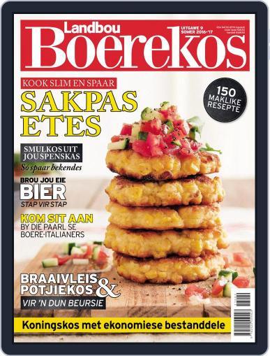 Landbou Boerekos (Digital) December 4th, 2017 Issue Cover