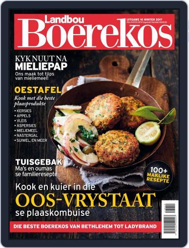Landbou Boerekos (Digital) April 30th, 2017 Issue Cover