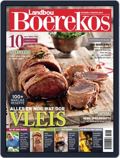Landbou Boerekos (Digital) December 1st, 2015 Issue Cover