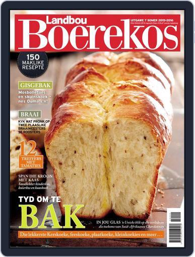 Landbou Boerekos (Digital) October 28th, 2015 Issue Cover
