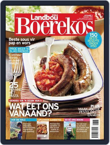 Landbou Boerekos (Digital) July 23rd, 2013 Issue Cover