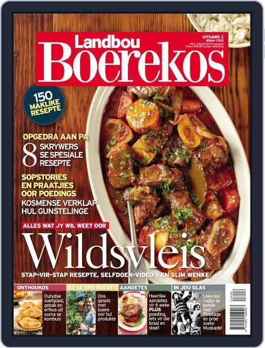 Landbou Boerekos (Digital) July 4th, 2013 Issue Cover