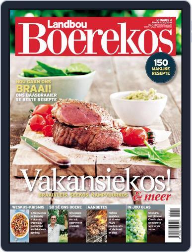 Landbou Boerekos (Digital) January 1st, 2013 Issue Cover