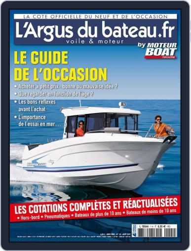 Moteur Boat Magazine HS (Digital) June 15th, 2019 Issue Cover