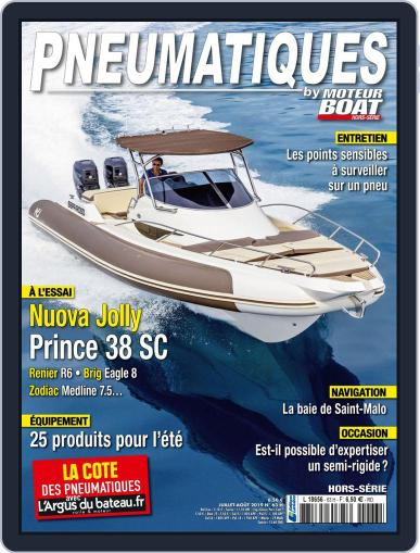 Moteur Boat Magazine HS (Digital) June 1st, 2019 Issue Cover