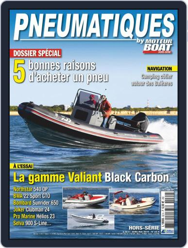 Moteur Boat Magazine HS (Digital) April 1st, 2019 Issue Cover