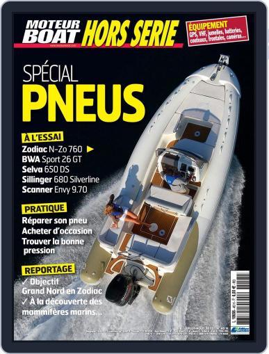 Moteur Boat Magazine HS (Digital) June 7th, 2013 Issue Cover