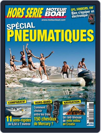 Moteur Boat Magazine HS (Digital) June 12th, 2012 Issue Cover