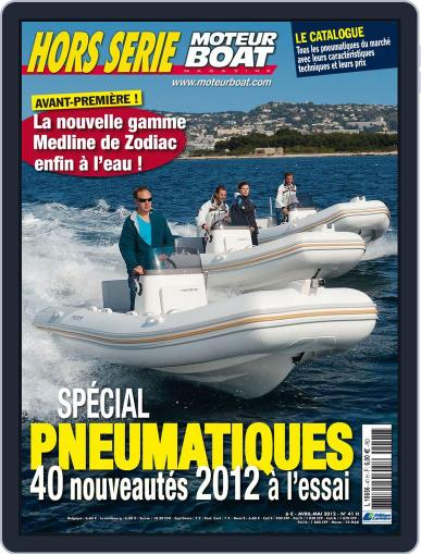 Moteur Boat Magazine HS (Digital) March 27th, 2012 Issue Cover