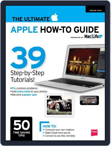 MacLife Specials Magazine (Digital) March 26th, 2013 Issue Cover