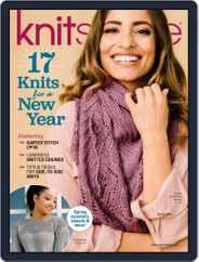 Knitscene (Digital) Subscription December 12th, 2019 Issue