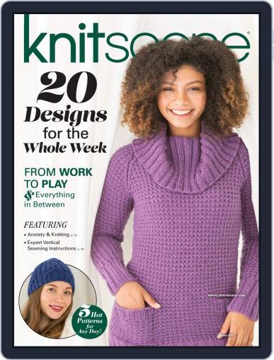 Knitscene (Digital) September 12th, 2019 Issue Cover