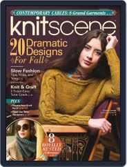 Knitscene (Digital) Subscription September 1st, 2018 Issue