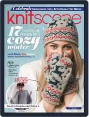 Knitscene (Digital) Subscription September 13th, 2017 Issue