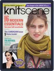 Knitscene (Digital) Subscription June 15th, 2017 Issue