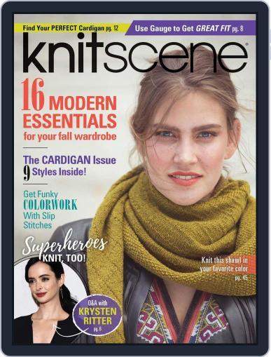 Knitscene (Digital) June 15th, 2017 Issue Cover