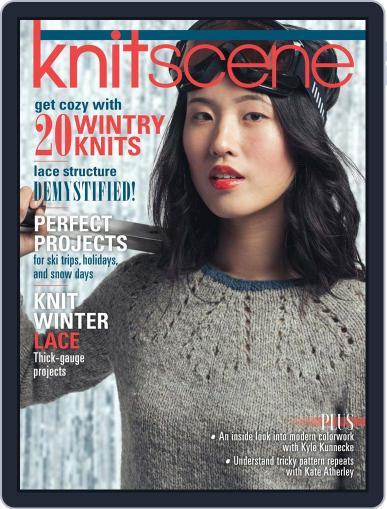Knitscene (Digital) September 1st, 2016 Issue Cover