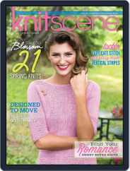 Knitscene (Digital) Subscription December 29th, 2015 Issue