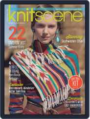 Knitscene (Digital) Subscription April 1st, 2015 Issue