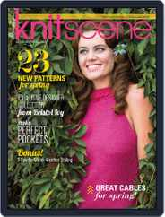 Knitscene (Digital) Subscription January 2nd, 2015 Issue