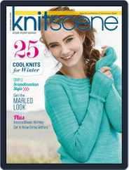 Knitscene (Digital) Subscription October 3rd, 2014 Issue