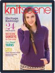 Knitscene (Digital) Subscription July 2nd, 2014 Issue