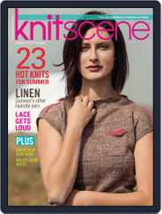 Knitscene (Digital) Subscription April 2nd, 2014 Issue