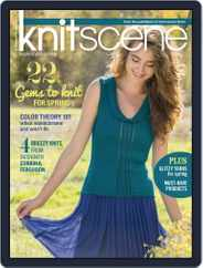 Knitscene (Digital) Subscription January 13th, 2014 Issue