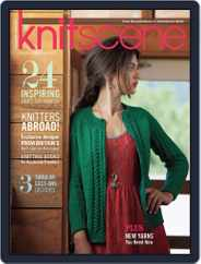 Knitscene (Digital) Subscription October 2nd, 2013 Issue