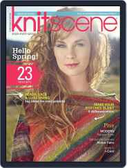Knitscene (Digital) Subscription January 23rd, 2013 Issue