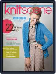 Knitscene (Digital) Subscription October 24th, 2012 Issue