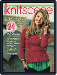 Knitscene (Digital) Subscription July 11th, 2012 Issue