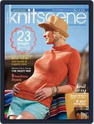 Knitscene (Digital) Subscription April 18th, 2012 Issue