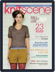 Knitscene (Digital) Subscription January 25th, 2012 Issue