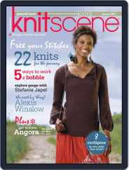 Knitscene (Digital) Subscription October 27th, 2011 Issue