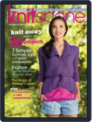 Knitscene (Digital) Subscription April 22nd, 2011 Issue