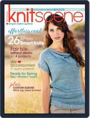 Knitscene (Digital) Subscription February 2nd, 2011 Issue