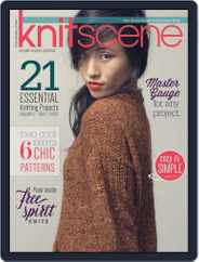 Knitscene (Digital) Subscription January 1st, 1970 Issue