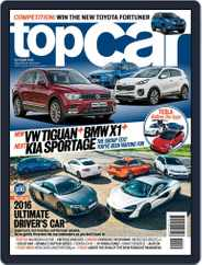 topCar (Digital) Subscription October 1st, 2016 Issue