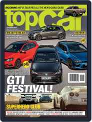 topCar (Digital) Subscription September 1st, 2016 Issue