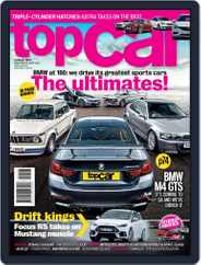 topCar (Digital) Subscription August 1st, 2016 Issue