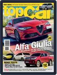 topCar (Digital) Subscription July 1st, 2016 Issue