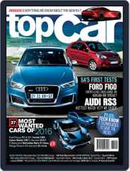 topCar (Digital) Subscription January 1st, 2016 Issue