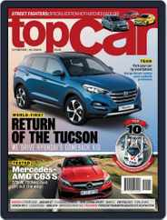 topCar (Digital) Subscription October 1st, 2015 Issue